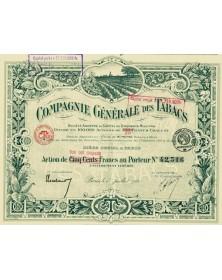 Cie Générale des Tabacs