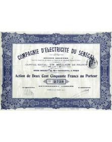 Cie d'Electricité du Sénégal