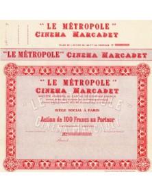 Le Métropole - Cinéma Marcadet