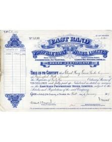 East Rand Proprietary Mines, Ltd.