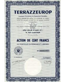 Terrazzeurop Cie Européenne de Financement Immobilier