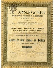 La Conservatrice