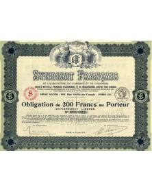 Syndicat Français de l'Agriculture, du Commerce et de l'Industrie