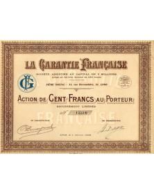 La Garantie Française