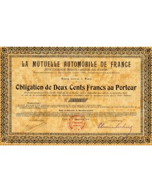 La Mutuelle Automobile de France