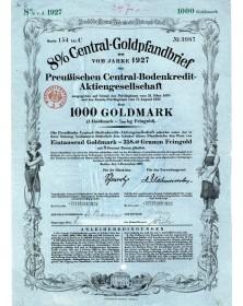 Preussischen Central-Bodenkredit-Aktiengesellschaft