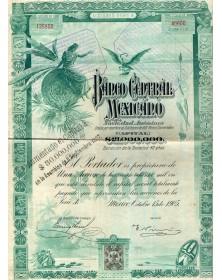 Banco Central Mexicano