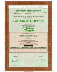 Lafarge Coppee