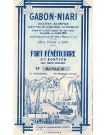 Gabon-Niari