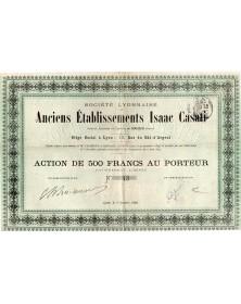 Anciens Ets Isaac Casati