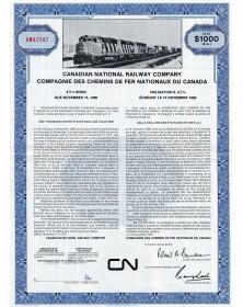 Cie des Chemins de Fer Nationaux du Canada