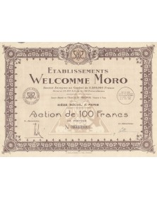 Ets Welcome Moro