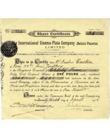 The International Cinema-Plate Company