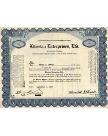 Liberian Enterprises, Ltd.