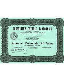 Consortium Central Narbonnais