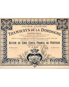 Tramways de la Dordogne