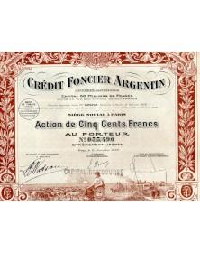 Crédit Foncier Argentin