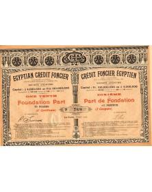 Egyptian Credit Foncier