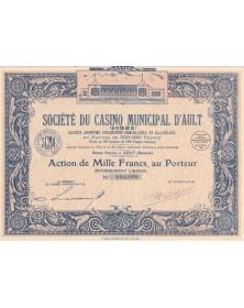 Sté du Casino Municipal d'Ault