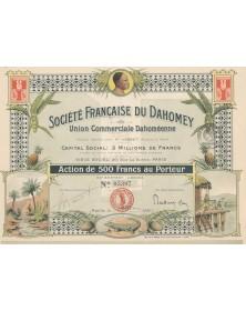 Sté Française du Dahomey