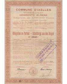 Commune d'Ixelles / Gemeente Elsene