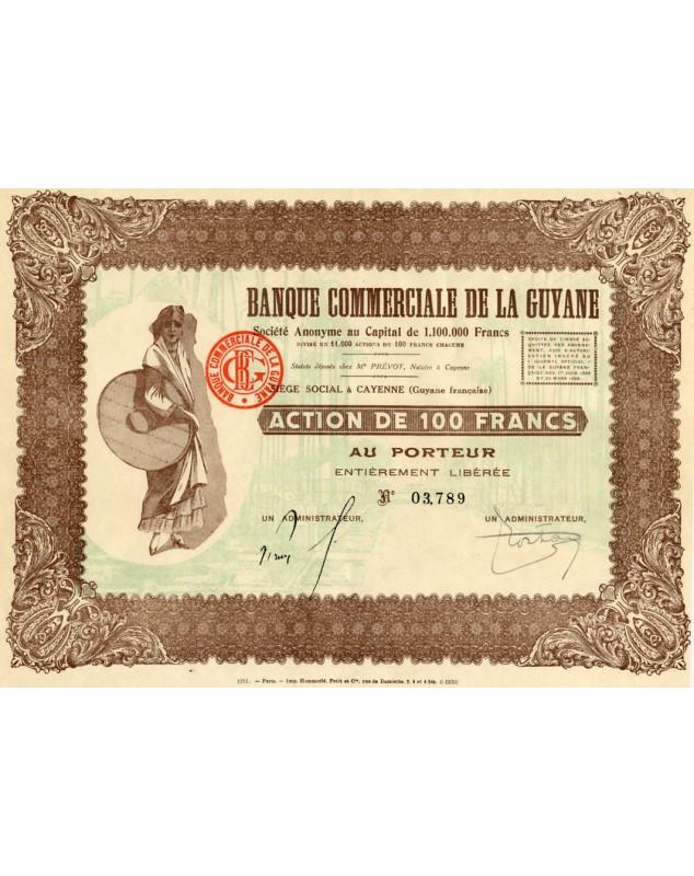 Banque Commerciale de la Guyane