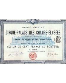 Cirque-Palace des Champs-Elysées