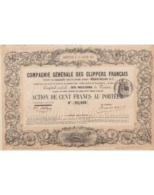 Cie Générale des Clippers Français, Béraud-Villars et Cie