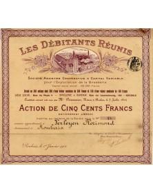 Les Débitants Réunis (Brasserie)