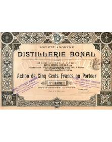 Distillerie Bonal