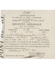 S.A. du Pont-Henri à Montrond