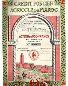 Crédit Foncier Agricole du Maroc