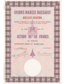 Avions Marcel Dassault, Breguet Aviation