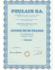 Poulain S.A.