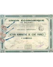 Union Economique de Belfort