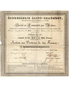 Carrosserie Saint-Chaumont - Régis et Cie