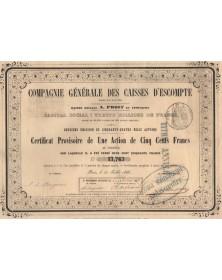 Compagnie Générale des Caisses d'Escompte