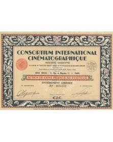 Consortium International Cinématographique