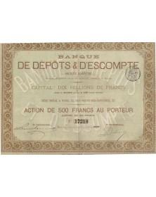 Banque de Dépôts & d'Escompte