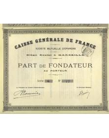 Caisse Générale de France