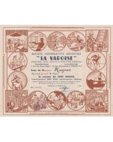 Sté Coopérative ''La Varoise''