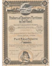 Ateliers et Chantiers Maritimes du Sud-Ouest