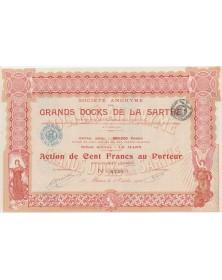 Grands Docks de la Sarthe