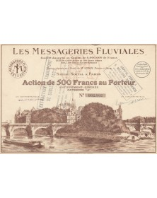 Les Messageries Fluviales