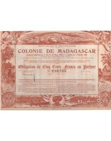 Colonie de Madagascar
