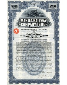 The Manila Railway Co. Ltd