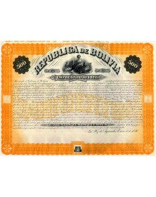 Republica de Bolivia