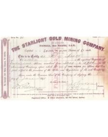 The Starlight Gold Mining Company