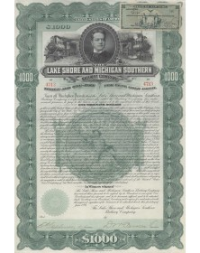 The Lake Shore and Michigan Southern Railway Company
