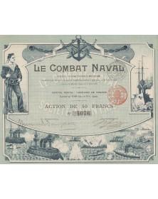 Le Combat Naval